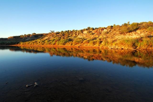 Andamooka Waterhole